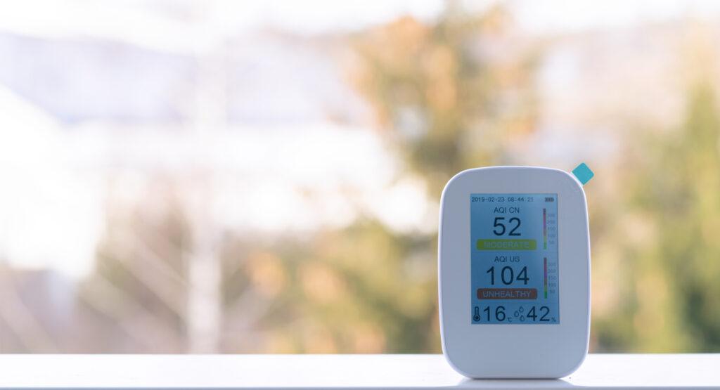 Intelligent komfortstyring af ventilation